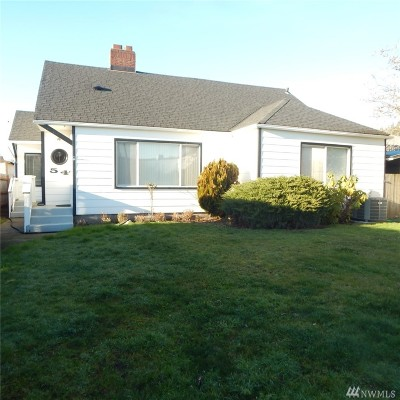Chehalis Single Family Home For Sale: 54 SW 7th St