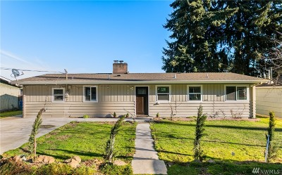 Seattle Single Family Home For Sale: 9238 4th Ave SW