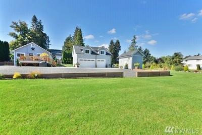 Marysville Single Family Home For Sale: 4513 Sunnyside Blvd