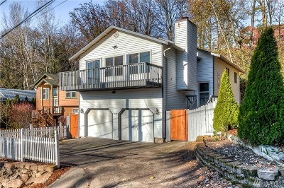 Seattle Single Family Home For Sale: 3720 S Pilgrim St