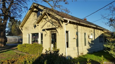 Single Family Home For Sale: 2124 N Pearl St