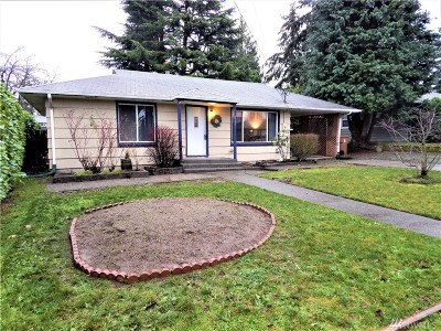 Tacoma Single Family Home For Sale: 2931 39th Ave NE