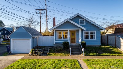 Tacoma Single Family Home For Sale: 1407 N 11th St