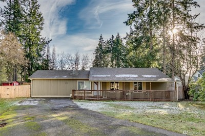 Port Orchard Single Family Home For Sale: 2946 SE Arie Ct