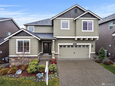 Renton Single Family Home For Sale: 17656 SE 188th Place