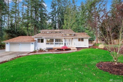 Bothell Single Family Home For Sale: 409 176th Place SW
