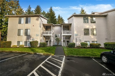 Federal Way Condo/Townhouse For Sale: 33026 17th Park S #C103