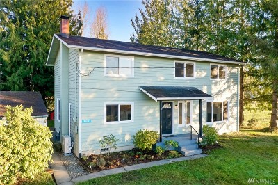 Sedro Woolley Single Family Home Sold: 9419 Soren Rd