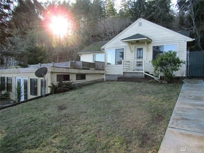 Single Family Home For Sale: 23911 N Us Hwy 101