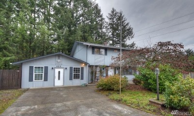 Olympia Single Family Home For Sale: 422 Alonna Place NE