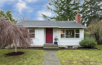 Seattle Single Family Home For Sale: 4014 48th Ave SW