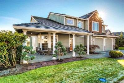 Puyallup Single Family Home For Sale: 17817 92nd Ave E