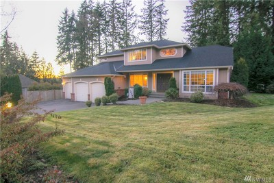 Snohomish Single Family Home For Sale: 20028 70th Ave SE