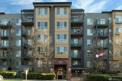 Condo/Townhouse For Sale: 412 11th Ave #409