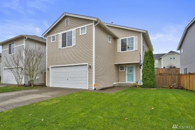 Port Orchard Single Family Home For Sale: 2744 SW Fiscal St