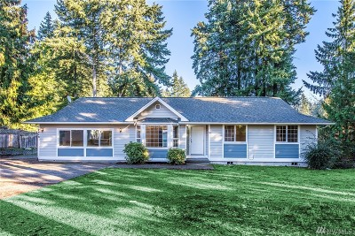 Bonney Lake Single Family Home For Sale: 7612 Myers Rd E