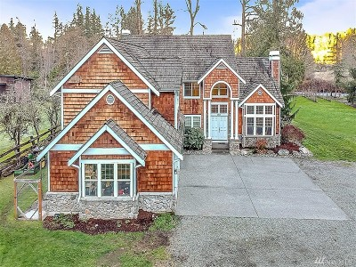 Maple Valley Single Family Home For Sale: 22010 SE Bain Rd