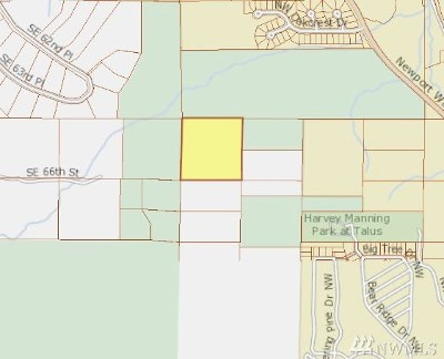 Issaquah Residential Lots & Land For Sale: 1917 Newport Wy NW