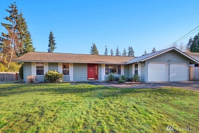 Everett Single Family Home For Sale: 7819 W Glen Dr
