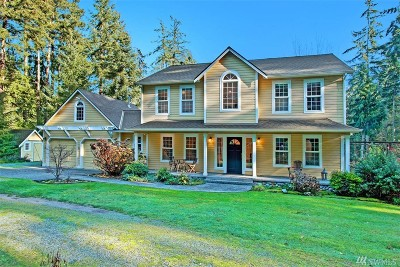 Clinton Single Family Home For Sale: 6615 Cultus Bay Rd
