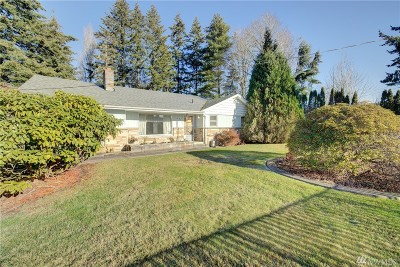 Lynnwood Single Family Home For Sale: 427 Logan Rd