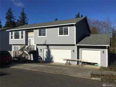 Port Orchard Single Family Home For Sale: 2991 Lowren Lp