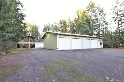 Olympia Single Family Home For Sale: 5912 Puget Beach Rd NE