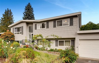 Seattle Single Family Home For Sale: 10218 30th Ave SW
