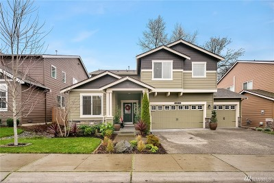 Renton Single Family Home For Sale: 13913 173rd Place SE