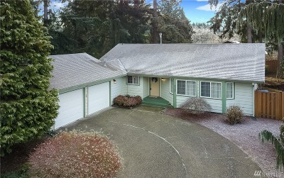 Olympia Single Family Home For Sale: 3173 Carpenter Hills Lp SE