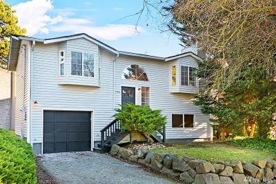 Seattle, Bellevue, Kenmore, Kirkland, Bothell Single Family Home For Sale: 7706 Latona Ave NE