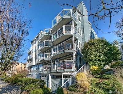 Seattle Condo/Townhouse For Sale: 6920 California Ave SW #15