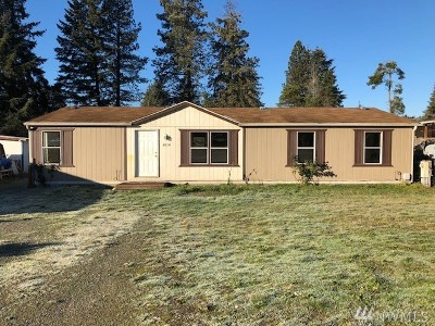 Yelm Single Family Home For Sale: 8624 Thuja Ave SE