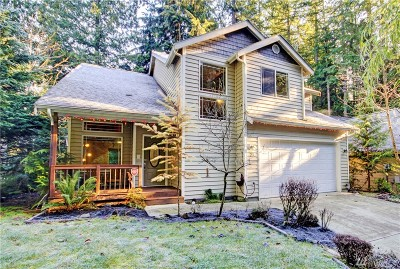 Bellingham WA Single Family Home For Sale: $350,000