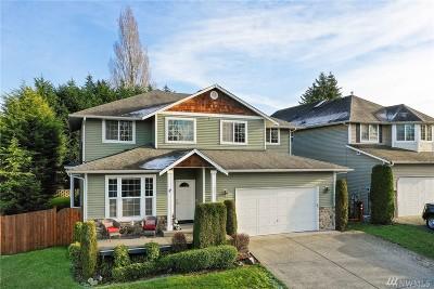 Lake Stevens Single Family Home For Sale: 603 79th Dr NE