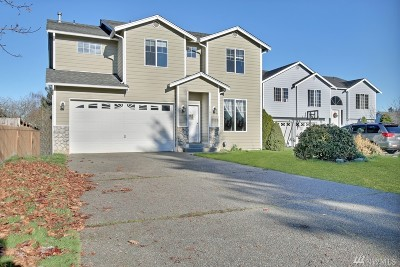 Tacoma Single Family Home For Sale: 1107 126th St Ct E