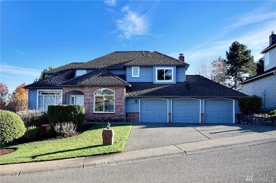 Federal Way Single Family Home For Sale: 32906 49th Ave SW
