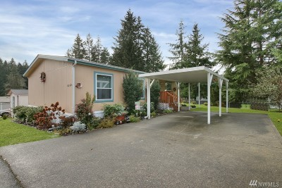 Puyallup Mobile Home For Sale: 16204 63rd Av Ct E #243