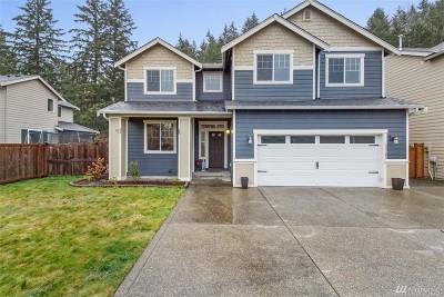 Graham WA Single Family Home For Sale: $415,000