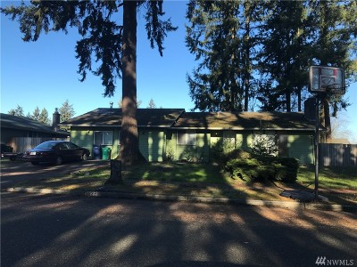 Auburn Single Family Home For Sale: 3033 16th St SE