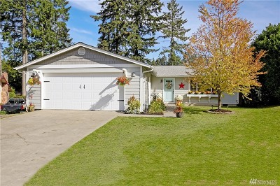 Port Orchard Single Family Home For Sale: 2412 SE Converse Place