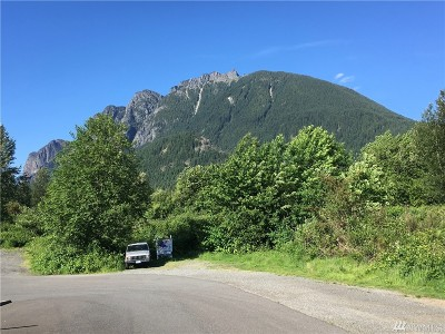 North Bend Residential Lots & Land For Sale: 11 SE North Bend Wy
