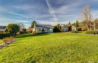 Bellingham Single Family Home Sold: 2911 Cornwall Ave