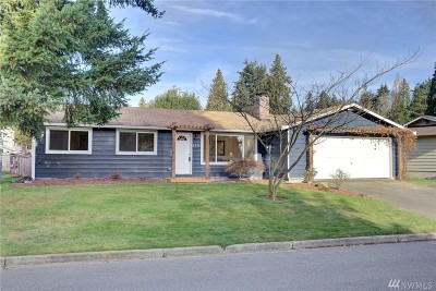 Federal Way Single Family Home For Sale: 2234 S 292nd St