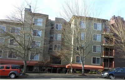 Seattle Condo/Townhouse For Sale: 8745 Greenwood Ave N #508