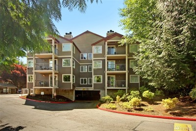 Issaquah Condo/Townhouse For Sale: 700 Front St S #C304