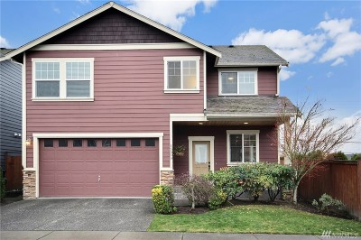 Lynnwood Single Family Home For Sale: 15909 35th Place W #1