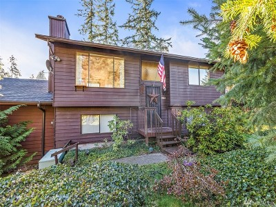 Bonney Lake Single Family Home For Sale: 7901 192nd Ave E