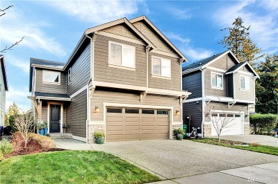 Bothell WA Single Family Home For Sale: $669,000