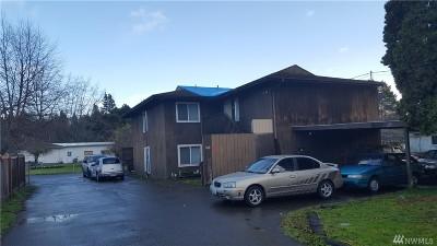 Centralia Multi Family Home For Sale: 708 S Silver